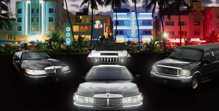 Limousine Packages Miami