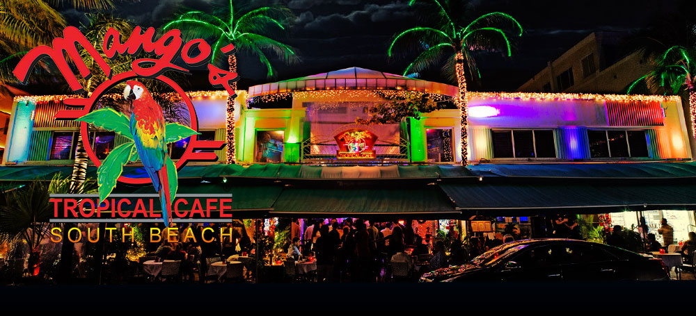 Mango Cafe Miami South Beach