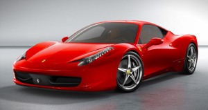 Ferrari 458 luxury car rental miami beach